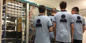 IT Firma - Umbauarbeiten
